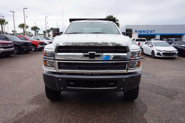 2019 Silverado 5500 Crew Cab DRW 4x4, Reading Marauder Dump Body #19C1704 - photo 3