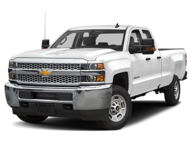 2019 Silverado 2500 Double Cab 4x2,  Cab Chassis #19C318 - photo 1