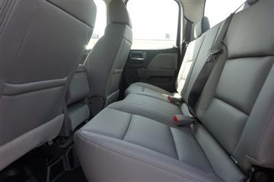 2019 Silverado 2500 Double Cab 4x2,  Reading SL Service Body #19C320 - photo 13