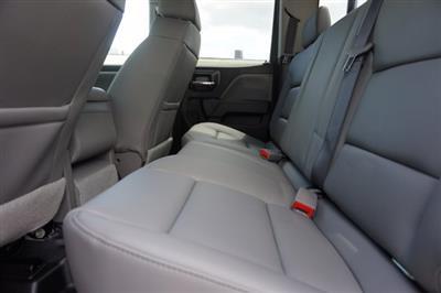 2019 Silverado 2500 Double Cab 4x2,  Reading SL Service Body #19C325 - photo 14