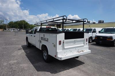 2019 Silverado 2500 Double Cab 4x2,  Reading SL Service Body #19C325 - photo 9
