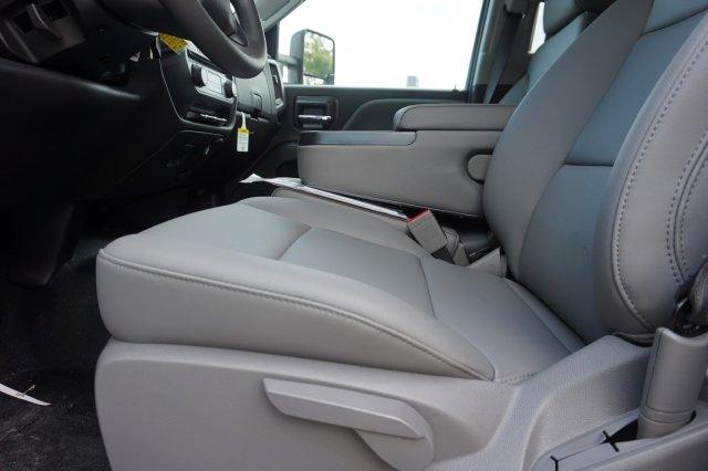 2019 Silverado 2500 Double Cab 4x2,  Reading SL Service Body #19C333 - photo 13