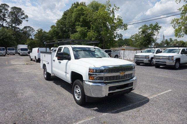 2019 Silverado 2500 Double Cab 4x2,  Pickup #19C333 - photo 4