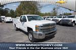 2019 Silverado 2500 Double Cab 4x2,  Reading Service Body #19C338 - photo 1