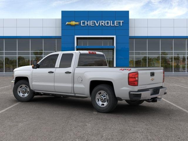 2019 Silverado 2500 Double Cab 4x4,  Pickup #19C350 - photo 2