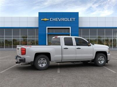 2019 Silverado 2500 Double Cab 4x4,  Pickup #19C350 - photo 5