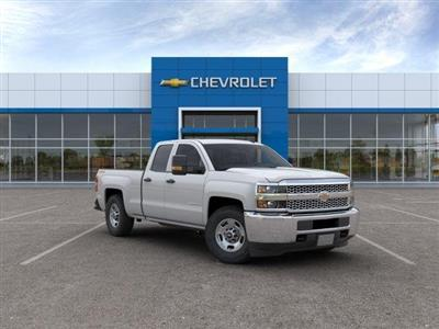 2019 Silverado 2500 Double Cab 4x4,  Pickup #19C350 - photo 6