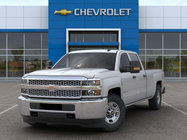 2019 Silverado 2500 Crew Cab 4x4,  Pickup #19C365 - photo 1
