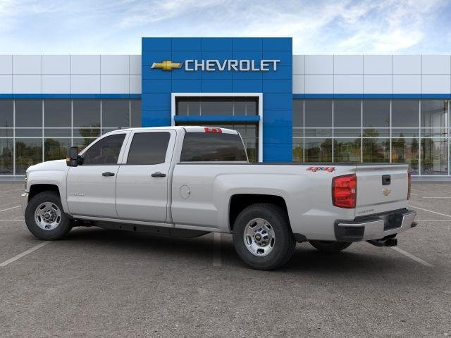 2019 Silverado 2500 Crew Cab 4x4,  Pickup #19C365 - photo 2