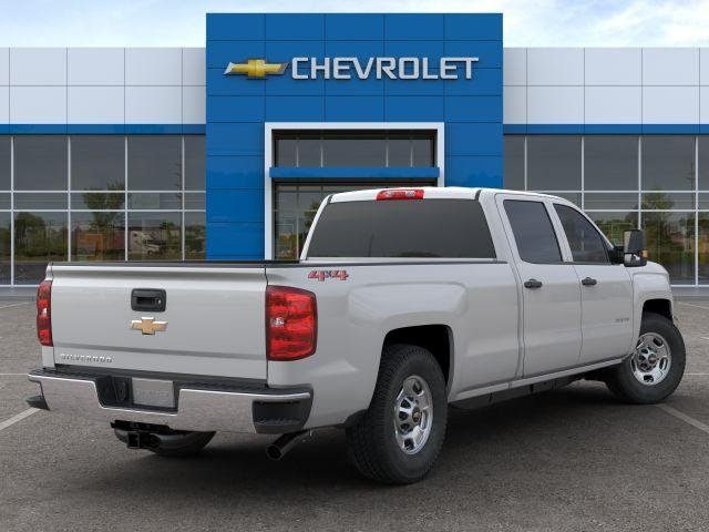 2019 Silverado 2500 Crew Cab 4x4,  Pickup #19C365 - photo 4