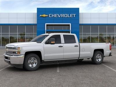 2019 Silverado 2500 Crew Cab 4x4,  Pickup #19C365 - photo 3