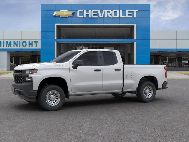 2019 Silverado 1500 Double Cab 4x2,  Pickup #19C391 - photo 3