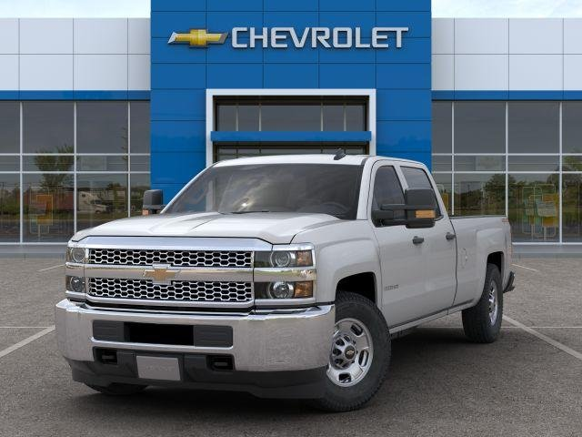 2019 Silverado 2500 Crew Cab 4x4,  Pickup #19C394 - photo 1