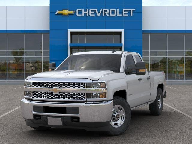 2019 Silverado 2500 Double Cab 4x4,  Pickup #19C425 - photo 1