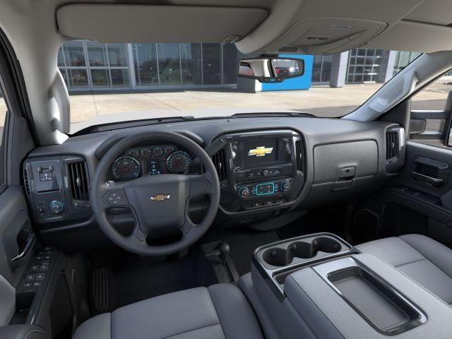 2019 Silverado 2500 Double Cab 4x4,  Pickup #19C425 - photo 10