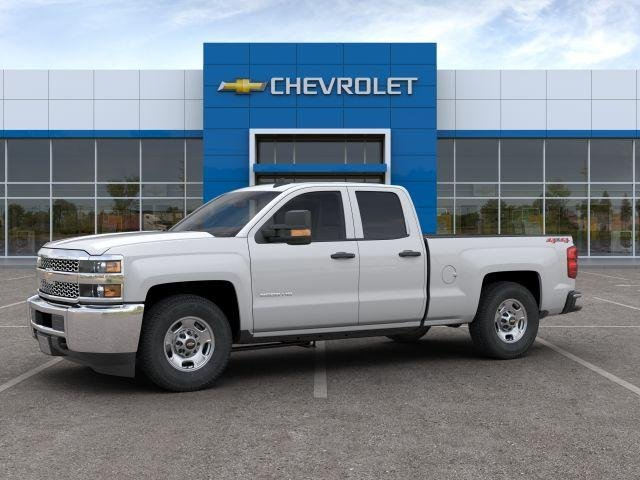2019 Silverado 2500 Double Cab 4x4,  Pickup #19C425 - photo 3