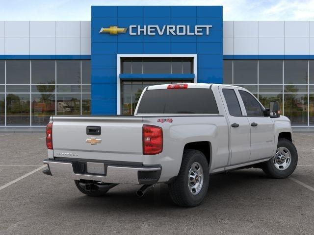 2019 Silverado 2500 Double Cab 4x4,  Pickup #19C425 - photo 4