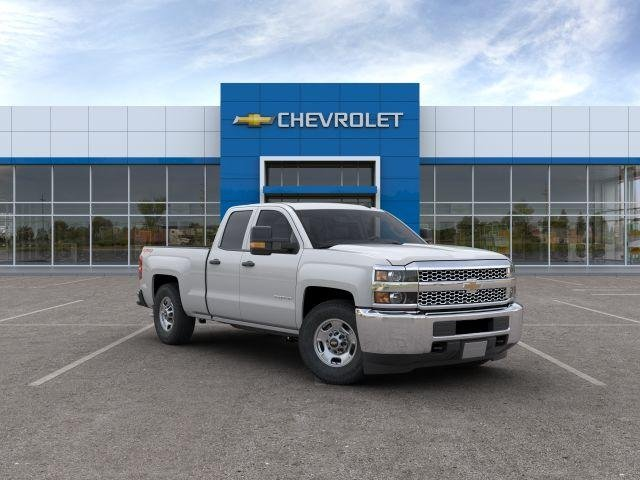 2019 Silverado 2500 Double Cab 4x4,  Pickup #19C425 - photo 6