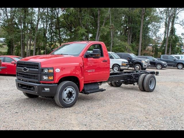 2019 Chevrolet Silverado 6500 Regular Cab DRW 4x2, Cab Chassis #19C439 - photo 1