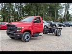 2019 Silverado 6500 Regular Cab DRW 4x2, Cab Chassis #19C439 - photo 1