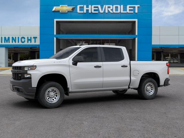 2019 Silverado 1500 Crew Cab 4x2,  Pickup #19C488 - photo 3