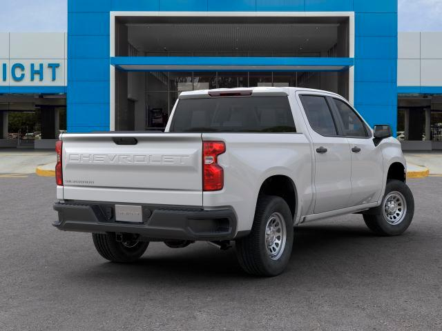 2019 Silverado 1500 Crew Cab 4x2,  Pickup #19C488 - photo 4