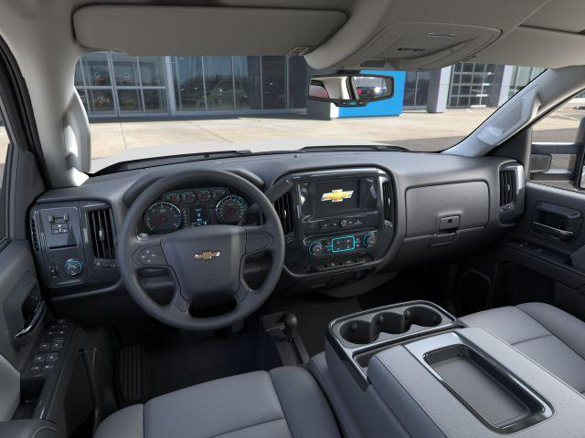 2019 Silverado 2500 Double Cab 4x4,  Pickup #19C500 - photo 10