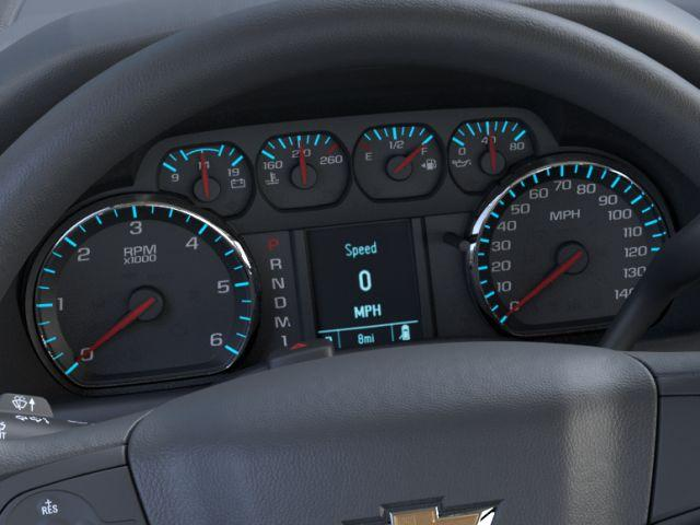 2019 Silverado 2500 Double Cab 4x4,  Pickup #19C500 - photo 12