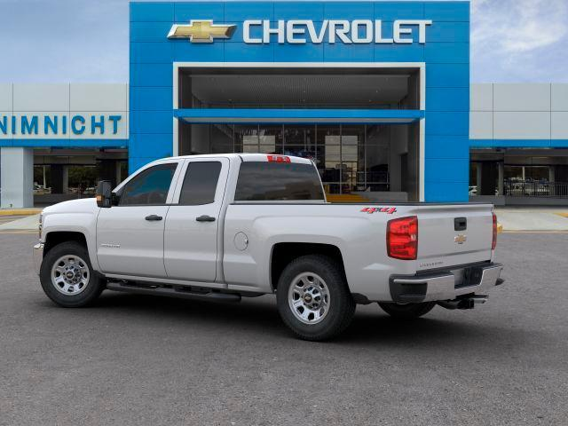 2019 Silverado 2500 Double Cab 4x4,  Pickup #19C500 - photo 2