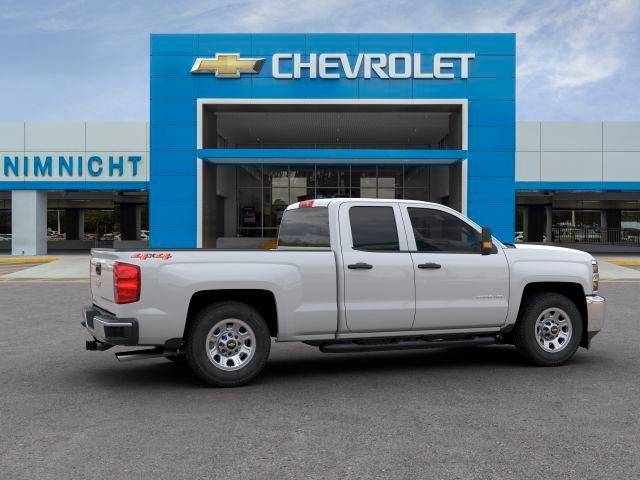2019 Silverado 2500 Double Cab 4x4,  Pickup #19C500 - photo 5