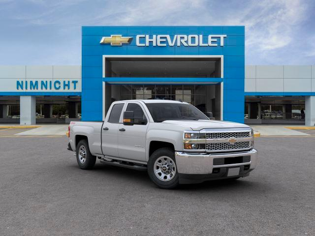 2019 Silverado 2500 Double Cab 4x4,  Pickup #19C500 - photo 6