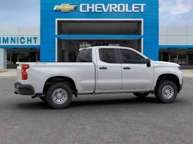 2019 Silverado 1500 Double Cab 4x4,  Pickup #19C551 - photo 5