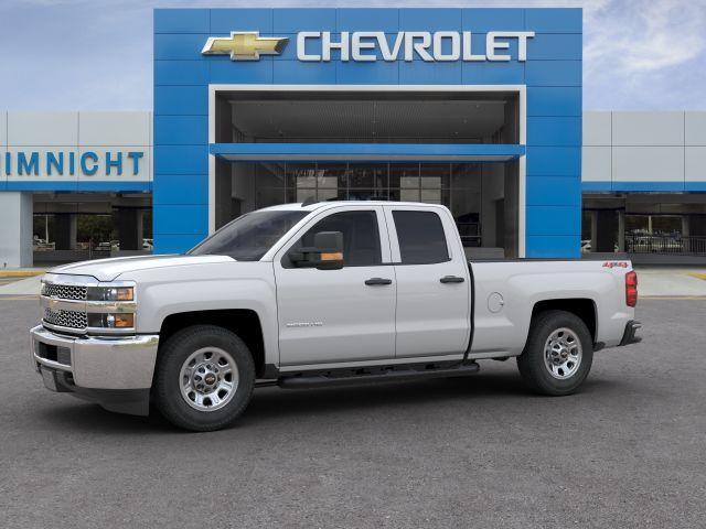 2019 Silverado 2500 Double Cab 4x4,  Pickup #19C570 - photo 3