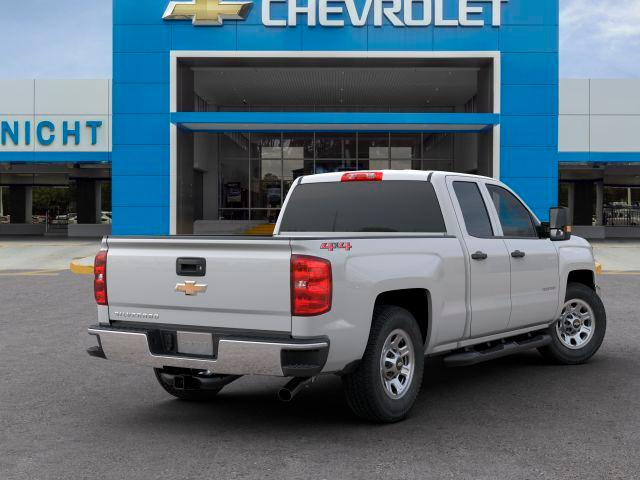 2019 Silverado 2500 Double Cab 4x4,  Pickup #19C570 - photo 4
