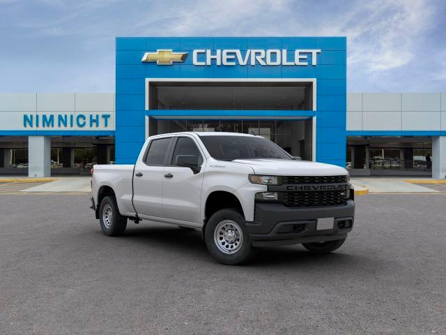 2019 Silverado 1500 Crew Cab 4x4,  Pickup #19C574 - photo 1