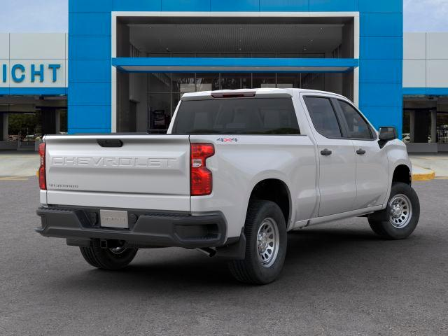 2019 Silverado 1500 Crew Cab 4x4,  Pickup #19C574 - photo 4