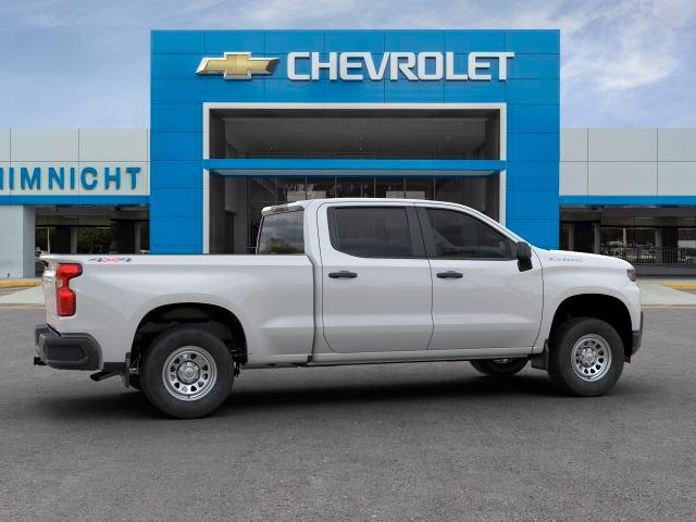 2019 Silverado 1500 Crew Cab 4x4,  Pickup #19C574 - photo 5