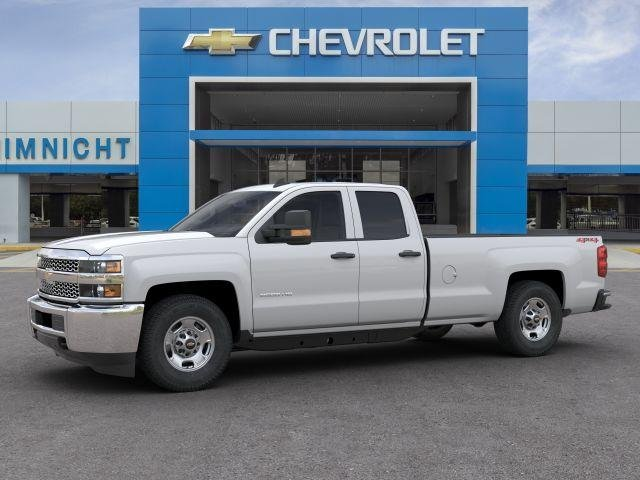 2019 Silverado 2500 Double Cab 4x4,  Pickup #19C591 - photo 2