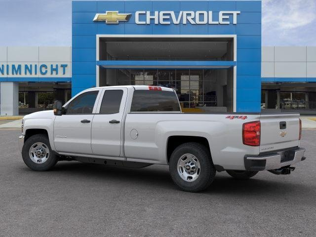2019 Silverado 2500 Double Cab 4x4,  Pickup #19C591 - photo 4