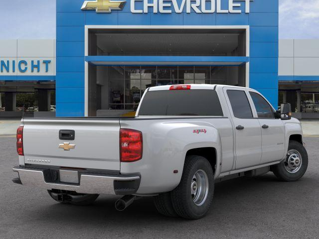 2019 Silverado 3500 Crew Cab 4x4,  Pickup #19C592 - photo 4