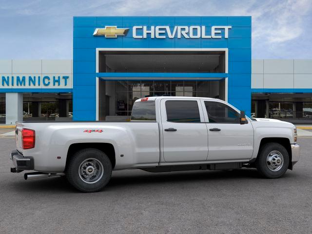 2019 Silverado 3500 Crew Cab 4x4,  Pickup #19C592 - photo 5