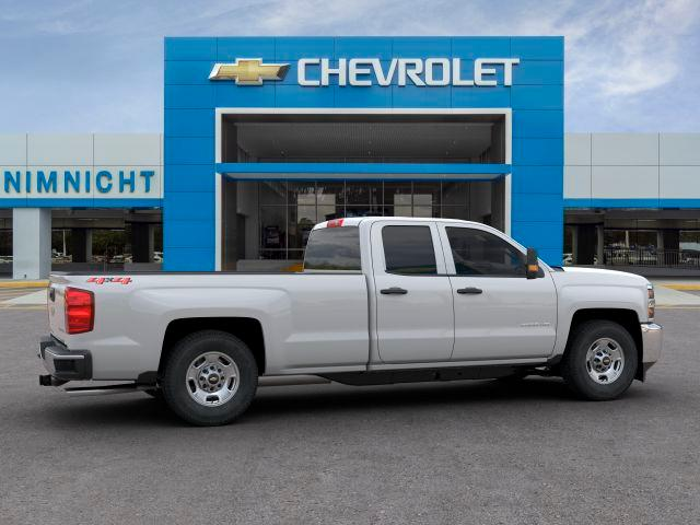 2019 Silverado 2500 Double Cab 4x4,  Pickup #19C594 - photo 5
