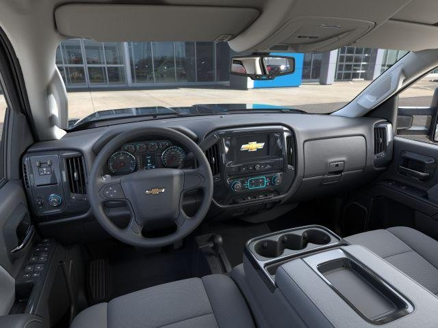 2019 Silverado 2500 Double Cab 4x4,  Pickup #19C631 - photo 10