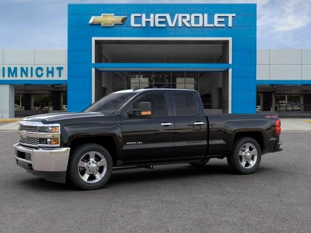 2019 Silverado 2500 Double Cab 4x4,  Pickup #19C631 - photo 3