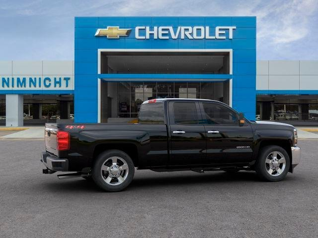 2019 Silverado 2500 Double Cab 4x4,  Pickup #19C631 - photo 5