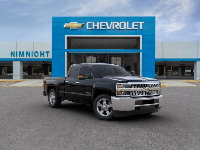 2019 Silverado 2500 Double Cab 4x4,  Pickup #19C631 - photo 6