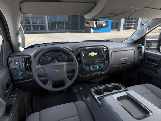 2019 Silverado 2500 Double Cab 4x4,  Pickup #19C661 - photo 10