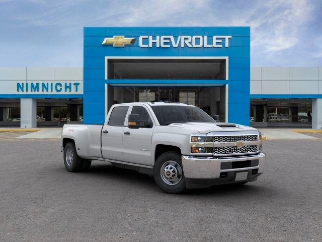 2019 Silverado 3500 Crew Cab 4x4,  Pickup #19C704 - photo 1
