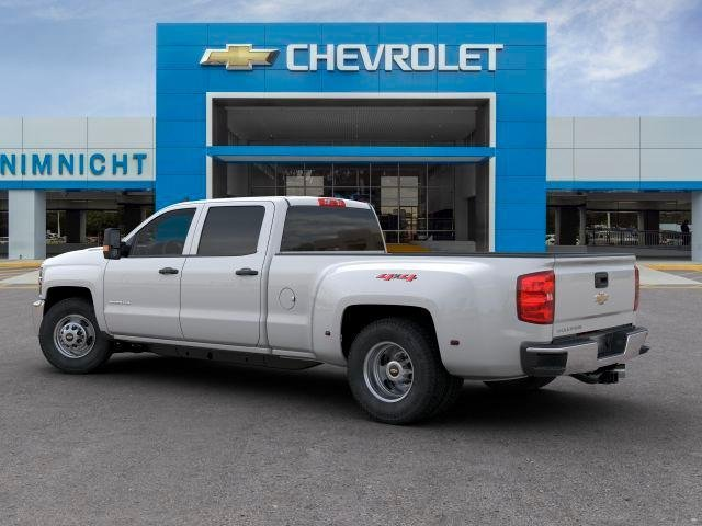 2019 Silverado 3500 Crew Cab 4x4,  Pickup #19C704 - photo 4