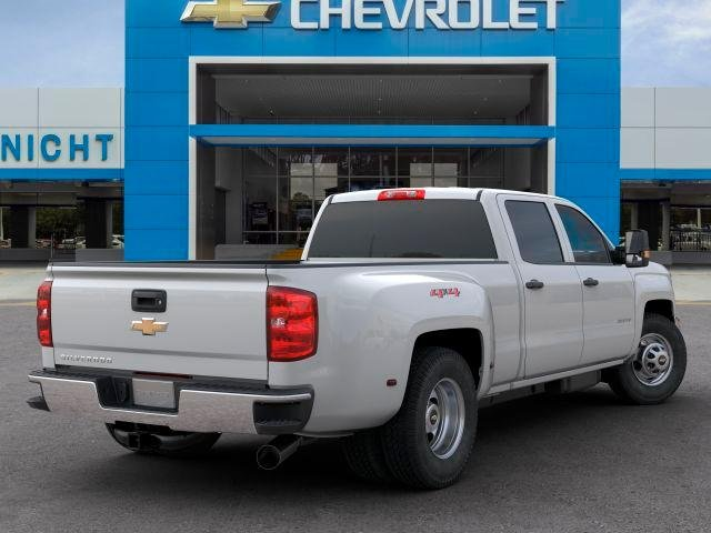 2019 Silverado 3500 Crew Cab 4x4,  Pickup #19C704 - photo 5